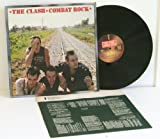 The Clash THE CLASH combat rock. First UK pressing 1982, with lyric inner sleeve. CBS records