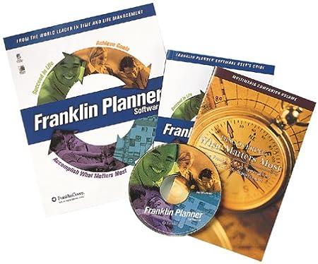 Franklin Planner 7.11