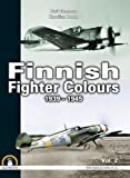 img - for Finnish Fighter Colours vol. 2 (White Series (Rainbow)) book / textbook / text book