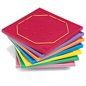 free geoboard patterns