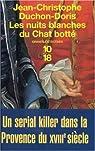 Les Nuits blanches du Chat Botté par Duchon-Doris