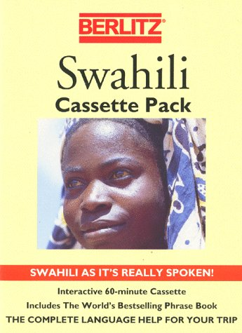 Berlitz Swahili Cassette Pack