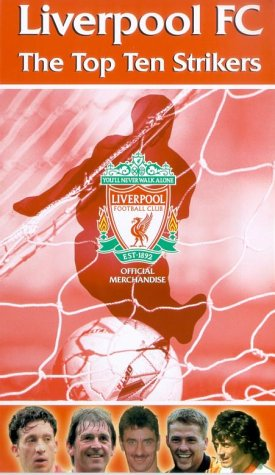 Liverpool – the Strikers [VHS]