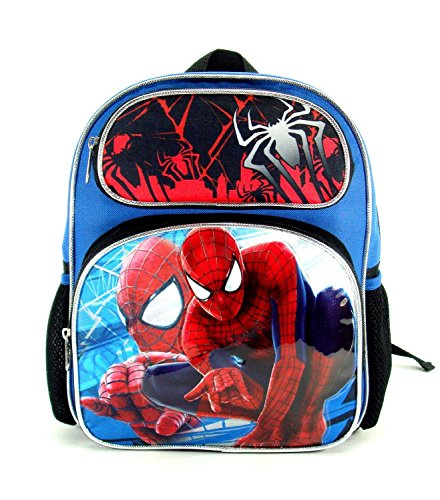 "Marvel - Spiderman Toddler 12"" Backpack front-905529"