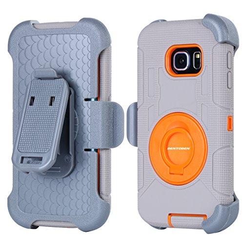 best authentic dcfd1 35a9d S6 Edge Case, Galaxy S6 Edge Case, BENTOBEN Shockproof Heavy - Import It All
