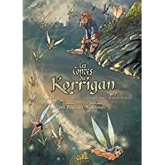 Les contes du Korrigan, Tome 6 : Au Pays des Highlands