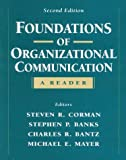 img - for Foundations of Organizational Communication: A Reader (2nd Edition) book / textbook / text book