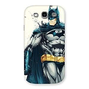Impressive Knight Hunt Multicolor Back Case Cover for Galaxy S3 Neo