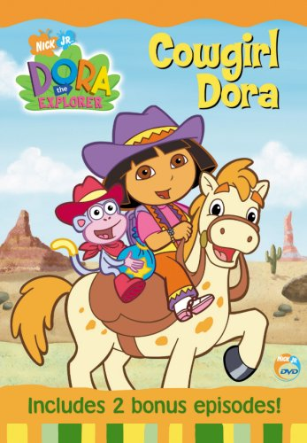 Dora the Explorer - Cowgirl Dora