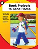 img - for Book Projects to Send Home, Grade 3 (Basic Skills Series) book / textbook / text book