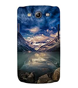 printtech Nature View Mountains Back Case Cover for Samsung Galaxy S3 Neo / Samsung Galaxy S3 Neo i9300i