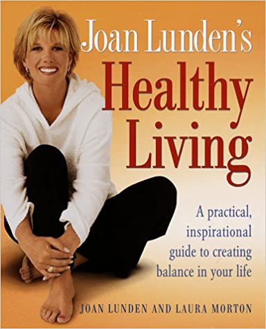 Healthy living inspirational books