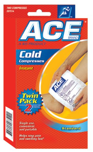 Ace Small Size Instant Cold Twin Pack, 12.4 Packages
