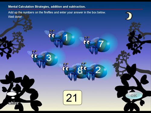 Maths-Whizz Key Stage 2 Addition and Subtraction