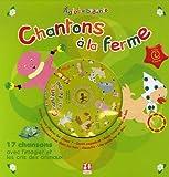 echange, troc Jim - Chantons à la ferme : Aglaé et Sidonie (1CD audio)