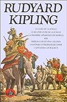 Oeuvres complètes : Tome 1, Le livre de la jungle, Le second livre de la jungle, La première apparition de Mowgli, Kim, Simples contes des collines, ... et prodiges de l'Inde, Capitaines courageux
