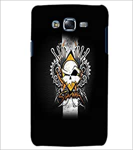 PrintDhaba Abstract Design D-5604 Back Case Cover for SAMSUNG GALAXY ON 7 (Multi-Coloured)