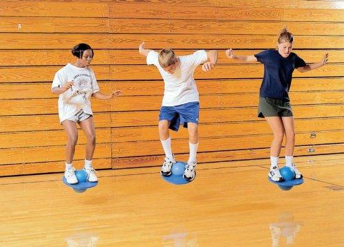 School Smart Bouncing Platform Ball front-987177