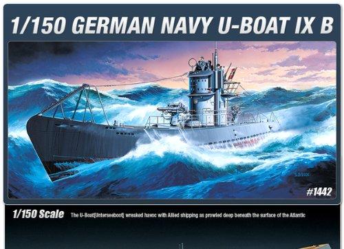 1150-Motorized-Diving-U-Boat
