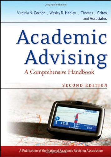 Academic Advising: A Comprehensive Handbook