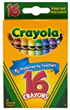 Crayola 16 Ct Crayons