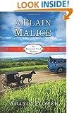 A Plain Malice (Appleseed Creek Mystery Series) (Volume 4)