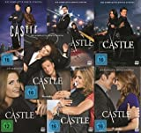 Castle - Staffel 1-7 (39 DVDs)