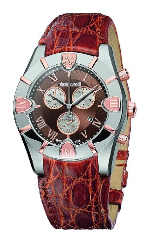 Roberto Cavalli Diamond Time 7251616055 - Orologio