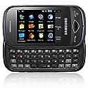 Samsung - B3410 - Téléphone portable - Clavier Qwertz - Services de réseaux sociaux - Appareil numérique 2MP - Noir (Import Allemagne)