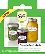 Ball Dissolvable Labels  – (Set Of 60…
