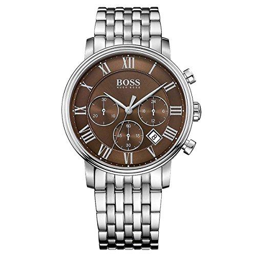 Hugo Boss De los hombres Analógico Dress Cuarzo Reloj 1513326