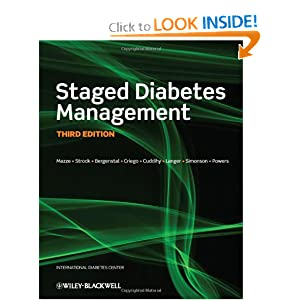 Staged Diabetes Management by Roger Mazze