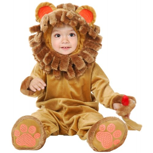Little Lion Costume - Infant