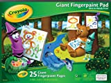 Crayola Giant Fingerpaint Paper