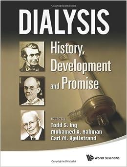 dialysis machine history