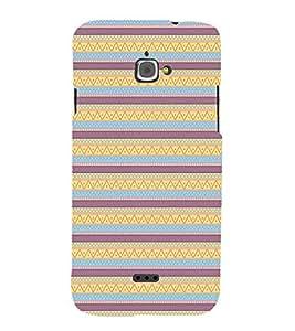 EPICCASE ethnic design Mobile Back Case Cover For InFocus M350 (Designer Case)