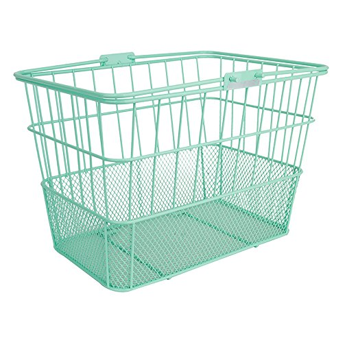 Sunlite Standard Mesh Bottom Light-Off Basket w/ Bracket, Green
