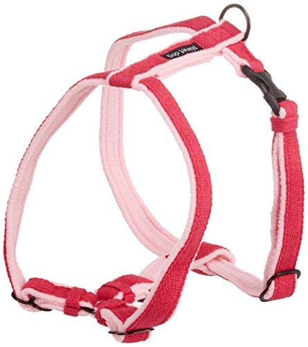 Planet Dog Cozy Hemp Adjustable Harness, Pink, Medium (Hemp Dog Harness compare prices)