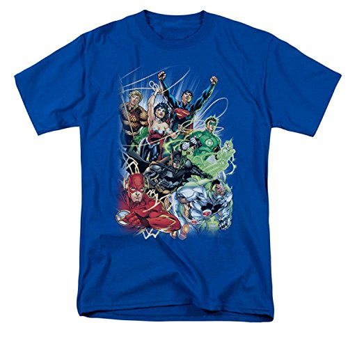 DC Comics Justice League New 52 #1 T-Shirt