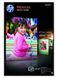 HP Premium Glossy Photo Paper-60 sht/10 x 15 cm plus tab: Q1992A (Q1992A)