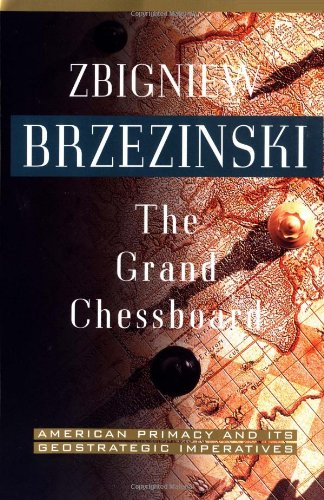"Cover of ""The Grand Chessboard: American ..."