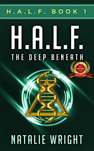 H.A.L.F.: The Deep Beneath by Natalie Wright ebook deal
