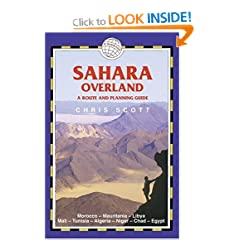 Sahara Overland, 2nd Edition: A Route and Planning Guide (Trailblazer)