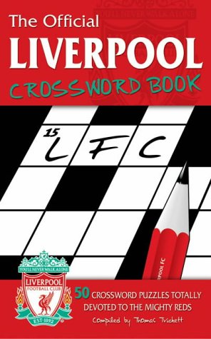 The Liverpool FC Crossword Book