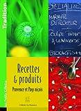 echange, troc Col - Recettes Produits Provence Pays Nic
