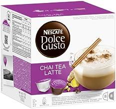 Nescafé Dolce Gusto Chai Tea Latte, 3er Pack (48 Kapseln)