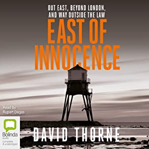 East of Innocence Audiobook