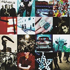 """Cover of """"Achtung Baby"""""""