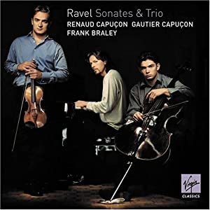 Ravel: Sonates and Trio