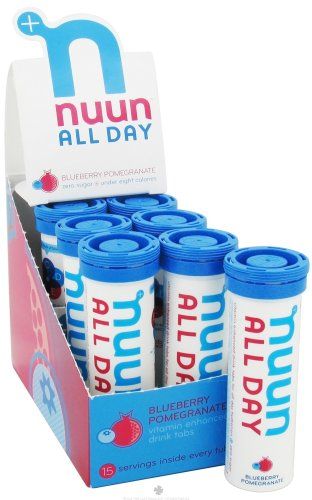 Nuun All Day Hydration- Natural Vitamin Enhanced Drink Tabs